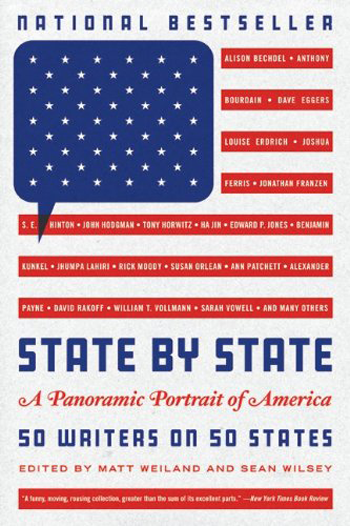 Beautiful Book Covers - State, by State