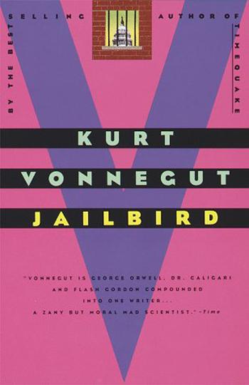 Beautiful Book Covers - Jailbird
