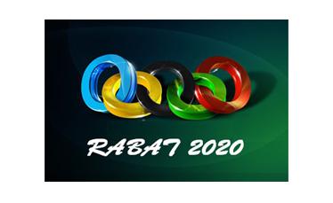 rabat 申办2020年奥运会城市申奥Logo小汇总