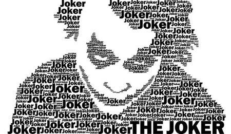 视觉艺术 视觉传达 创意设计joker 50
