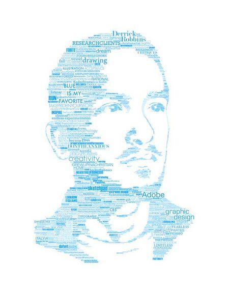 视觉艺术 视觉传达 创意设计self portrait 50