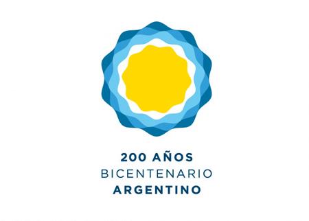 51716354201008211107142462721124364 013 阿根廷庆祝独立200周年标志及形象