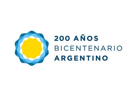 51716354201008211107142462721124364 016 阿根廷庆祝独立200周年标志及形象