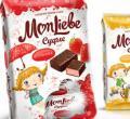 甜美可爱的MonLiebe糖果外观视觉