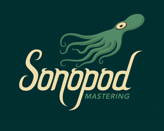 Logo Design: Squids and Octopuses