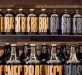 加拿大Brassneck自酿啤酒产品包装设计形象
