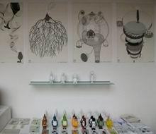 2009届中央美术学院城市设计学院毕业作品展2
