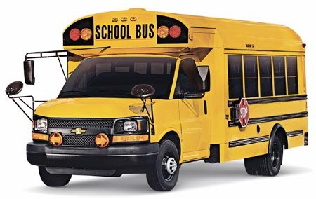 北美校车设计安全