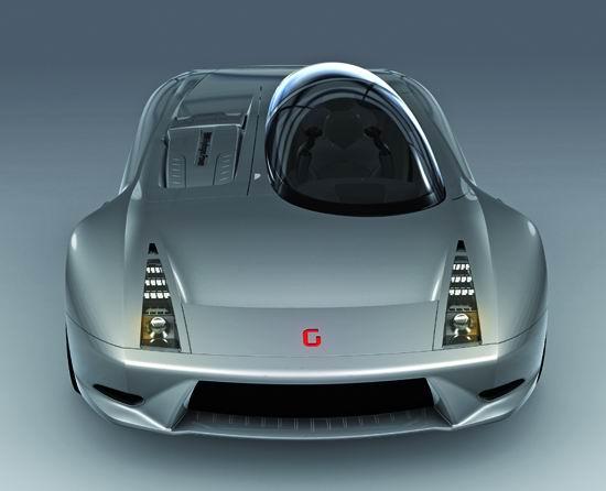乔治亚罗为设计而生:从汽车到游艇
