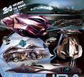 2007洛杉矶车展设计挑战赛作品欣赏