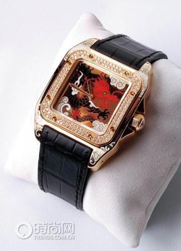 手表:龙图腾