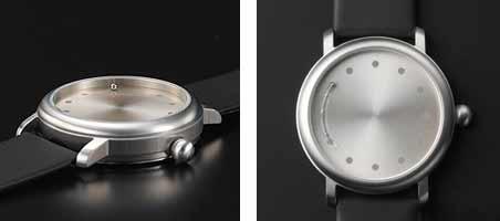 魔力时间 磁力原理手表设计