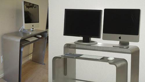 分体式电脑桌