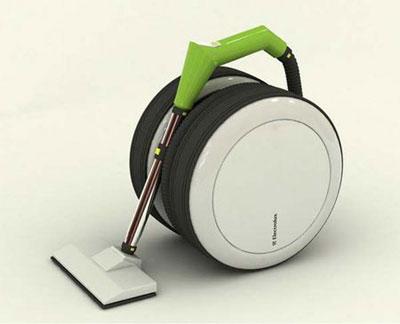 6款ErikAndershed工业大师设计的玩酷吸尘器(组图)