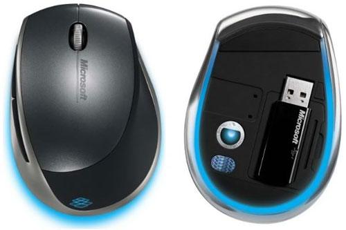 科技时代_微软9月9日发布蓝光鼠标(图)