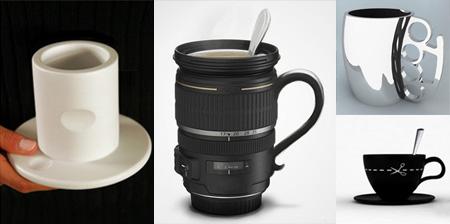 24 Modern Mugs and Creative Mug Designs