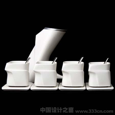 Leo Livshetz茶具设计欣赏