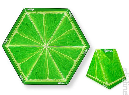 Perfect Slice of Summer Tissue Box