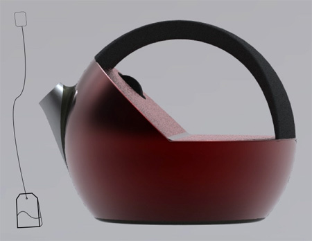 Creativi-tea Kettle