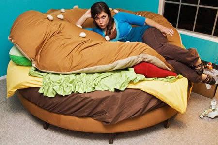 全球十款最富创意的床 (2)