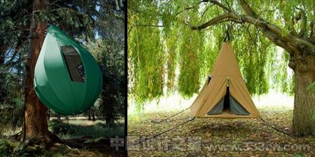 10 Creative and Unusual Camping Tents