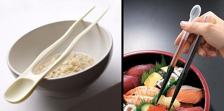 中国设计之窗--关于筷子的疯狂创意