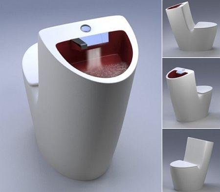 低碳环保的浴室节水设备图片