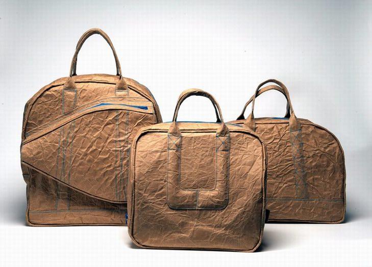 Ilvy-Jacobs 荷兰 牛皮纸袋 折叠与褶皱v
