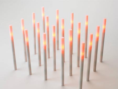 """""""hono"""" 电子蜡烛"""