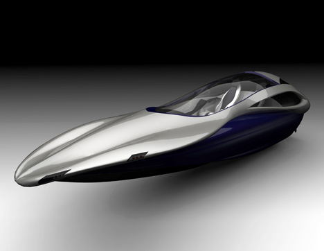 Vivace26 Luxury Speed Boat by Garret Miller, Heather Witkop, David Robinson, Matt Wysenski & Julian Romero