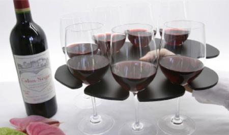 Wine Glass Tray