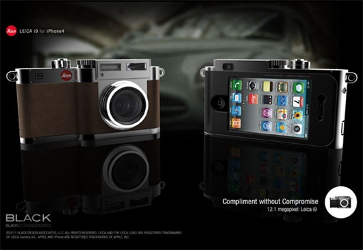 Leica i9:当徕卡与 iPhone4 合体