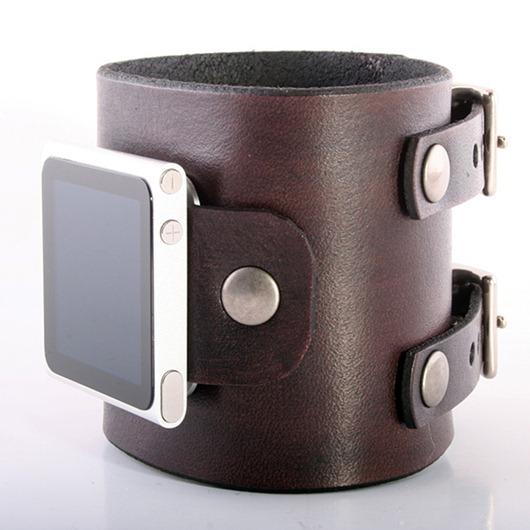 让你的 iPod Nano 变成腕表