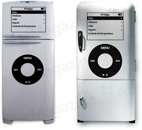 ifridge 16 Wacky Apple Products You Can Only Imagine