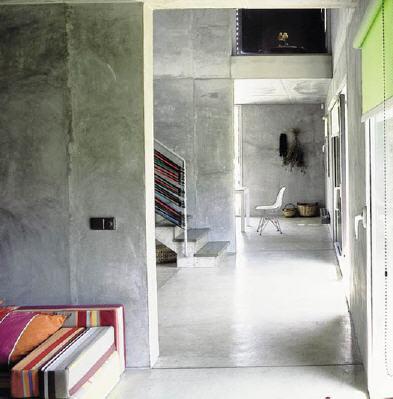 一套独特的国外室内设计欣赏