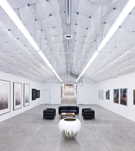HHF建筑事务所和艾未未合作设计的Artfarm