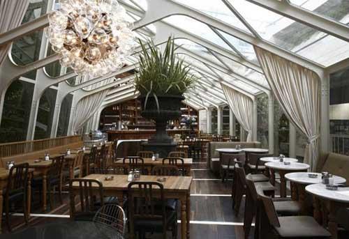 伊斯坦布尔Kanyon咖啡厅