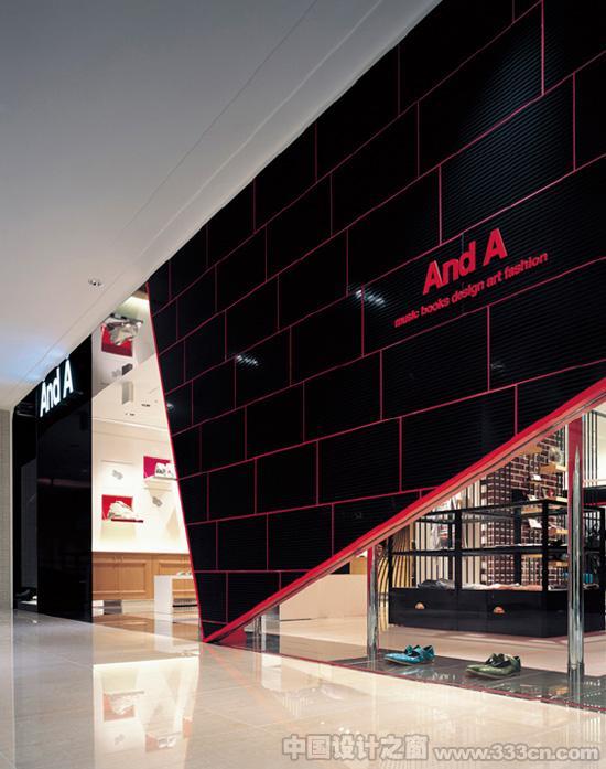 红与黑 日本'and a'服装店