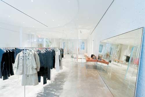 Derek Lam纽约精品店--SANAA--图片2