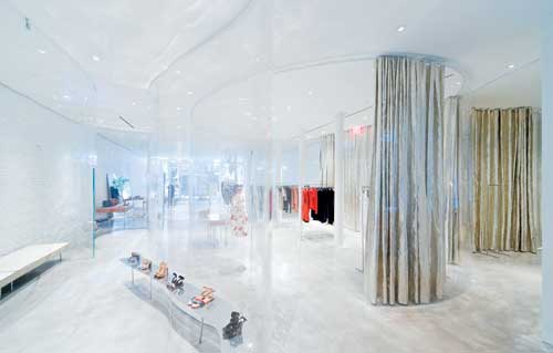 Derek Lam纽约精品店--SANAA--图片3
