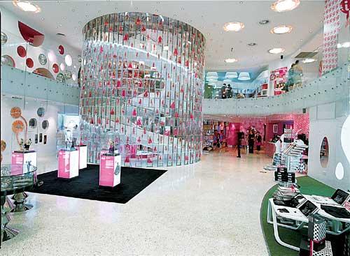 BIG公司 芭比 上海 旗舰店