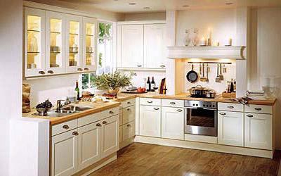 三角形空间厨房的理想设计