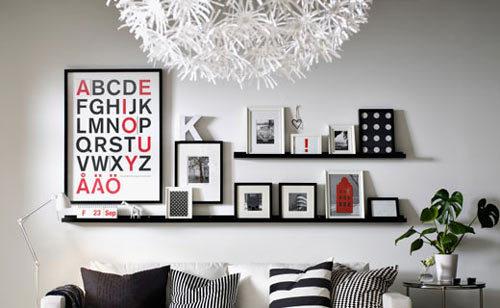 叫板宜家 16款以人为本的经典客厅设计案例