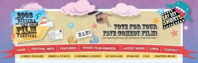 English Riveria Comedy Film Festival