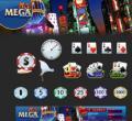 MEGA 游戏界面设计