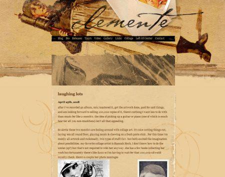 Blog Showcase - Clemente