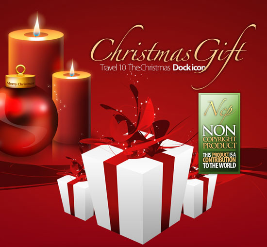 Beautiful Christmas Icon Sets