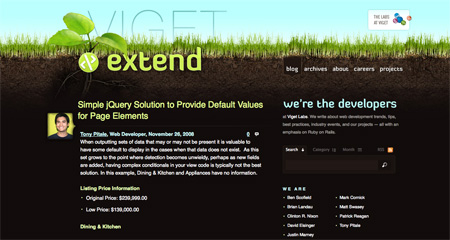 Beautiful and Creative Website Headers 05