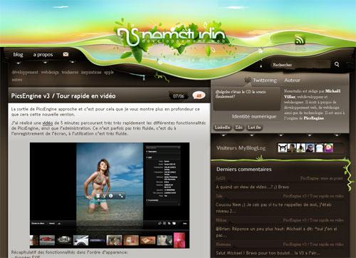 2008-网页设计-欣赏