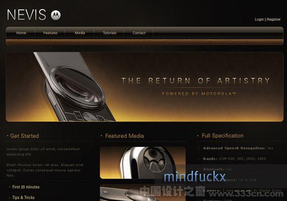 motorola-aura-website-inspiration
